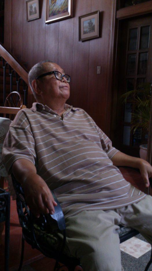 Dad at 80