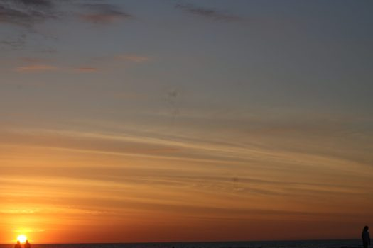 La Union sunset