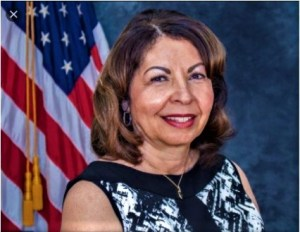 Photo of Anita Adkins, Acting Director of the National Finance Center