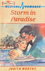 Storm in Paradise by Judith Worthy