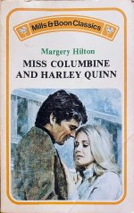 Miss Columbine and Harley Quinn by Margery Hilton