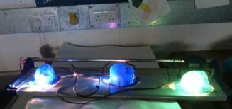 Light set up