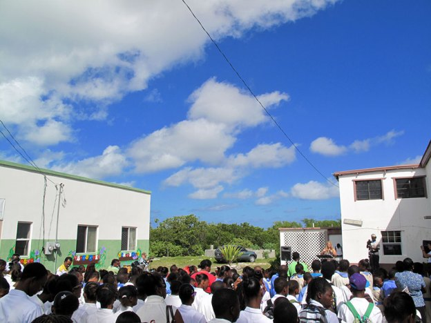 Opening of the Barbuda Museum