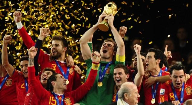 liderazgo y selección España