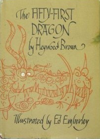 """The Fifty-First Dragon"" by Heywood Broun"