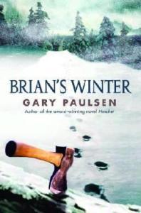"""""""Brian's Winter"""" by Gary Paulsen"""