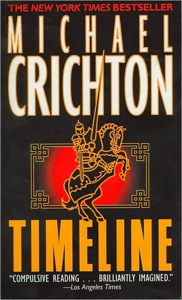"""Timeline"" by Michael Crichton"