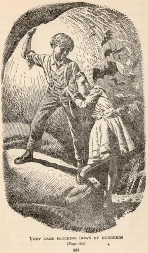 The Adventures of Huckleberry Finn | Written by Mark Twain | Illustrated by Raymond Sheppard