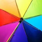https://www.pexels.com/photo/multicolored-umbrella-1146851/