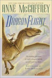 """""""Dragonflight"""" by Anne McCaffrey"""