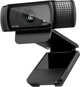Logitech C920 HD Pro 1080p Widescreen Webcam