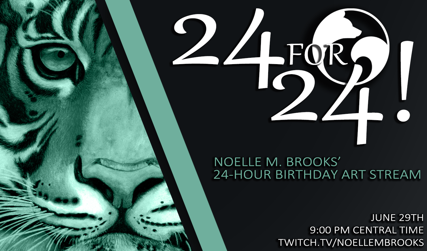 24 for 24!