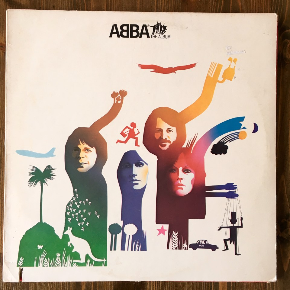 Abba The Album 1977