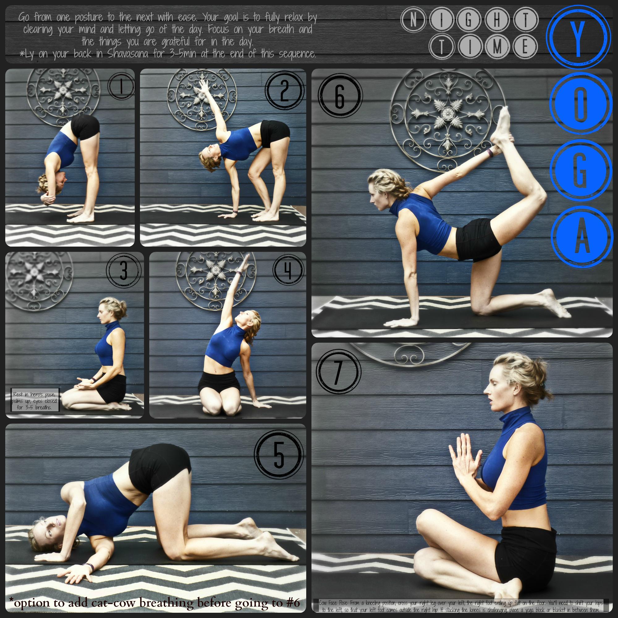 8 Ways To Get Quality Sleep Plus Night Time Yoga Printables Noellyanikfitness