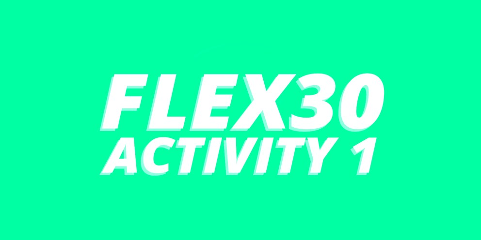 FLEX 30: Reflecting on the academic / practitioner dynamic in problem based learning