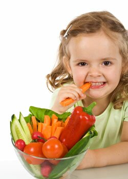 Healthy Eating For Kids:Raising Healthy Kids
