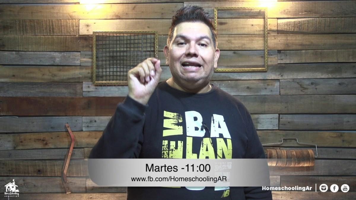 <b>Entrevista Interactiva Homeschooling</b>