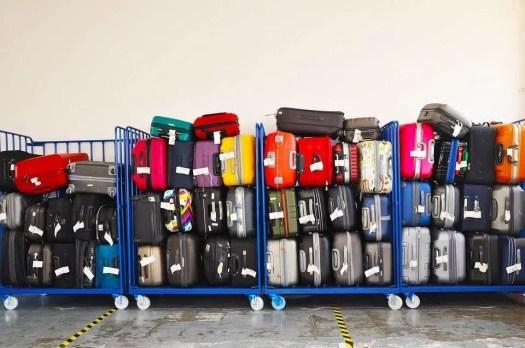 per preparare un bagaglio perfetto, la prma cosa da valutare è la riconoscibilità