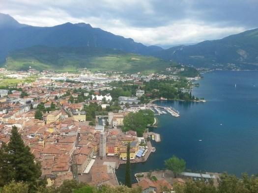 la mia città, Riva del Garda, rientra tra i miei viaggi brevi in cui scoprire sempre angoli nuovi