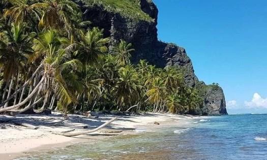 Playa Frontòn, una delle tante spiagge da cartolina della Repubblica Dominicana