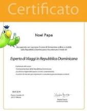 Certificato Ente Turismo in Italia