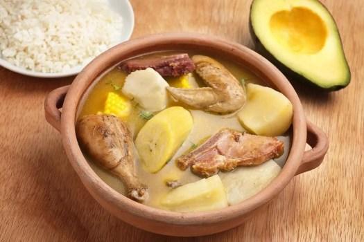 la zuppa più famosa della Repubblica Dominicana