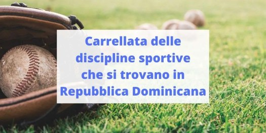 guida ai principali sport nella Repubblica Dominicana