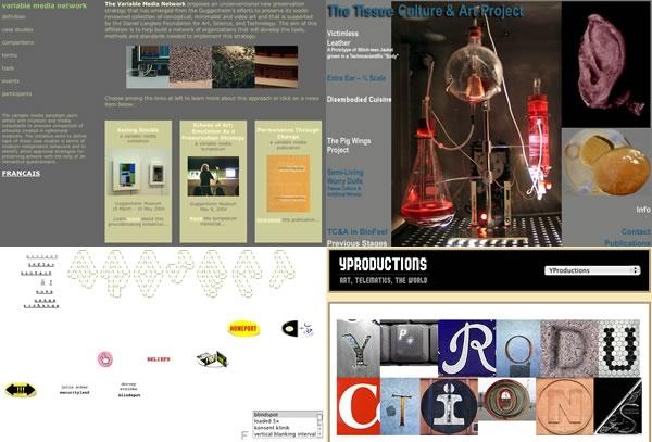 Net.art & bioart