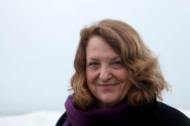 Portrait of Lynn Hershman, courtesy of the artist