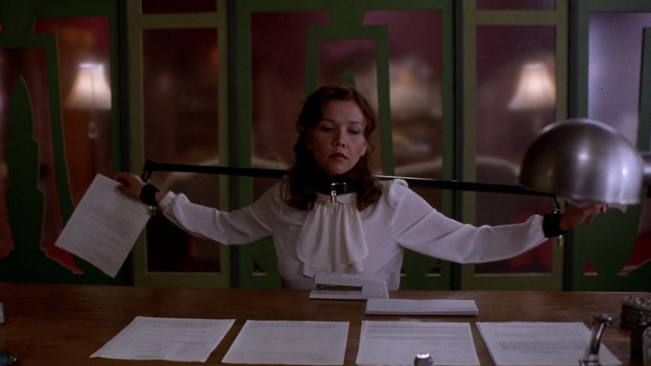 Secretary - Maggie Gyllenhaal
