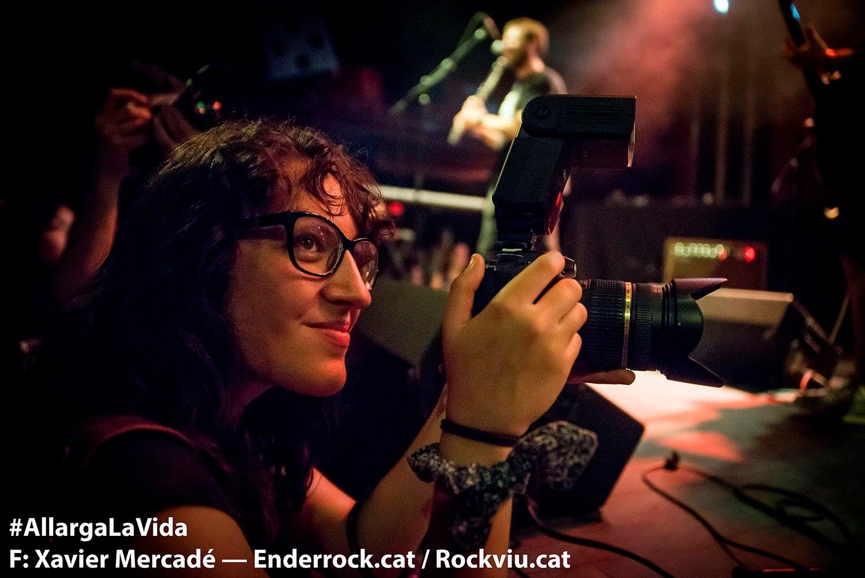 Fotografía de Xavier Mercadé