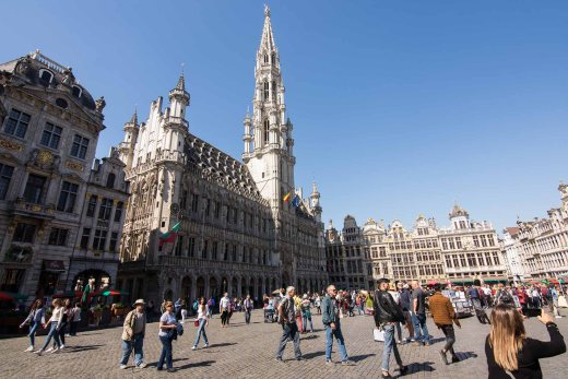 Grand Place de Bruselas