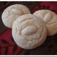 Twelve Days of Christmas Cookies: Chinese Almond Cookies