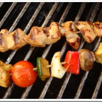 Asian Chicken Shish-Kabobs