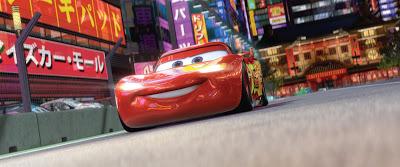 Os presentamos todos los personajes de 'Cars 2'