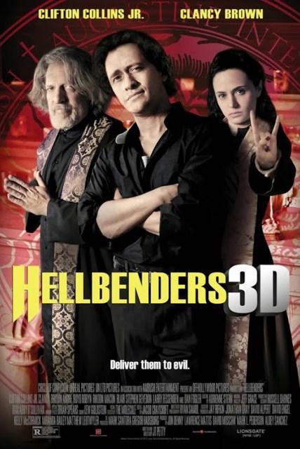 Póster y tráiler de la comedia de terror 'Hellbenders 3D', de J.T. Petty