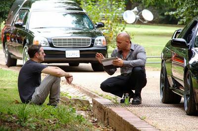 Dos nuevas fotos del set de 'Fast & Furious 7'