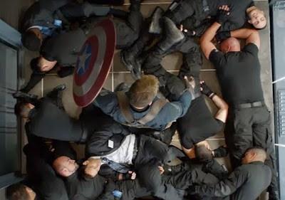 !ACTUALIZADO! Primer póster y dos imágenes de 'Capitán América: El Soldado de Invierno'