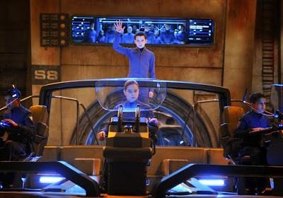 Explora el set de rodaje de 'El juego de Ender' y echa un vistazo a las nuevas imágenes