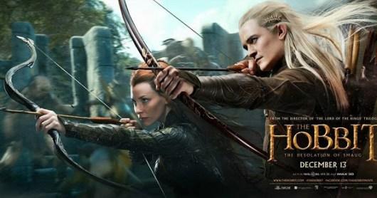 Un nuevo banner y siete pósters individuales de 'El Hobbit: La desolación de Smaug'
