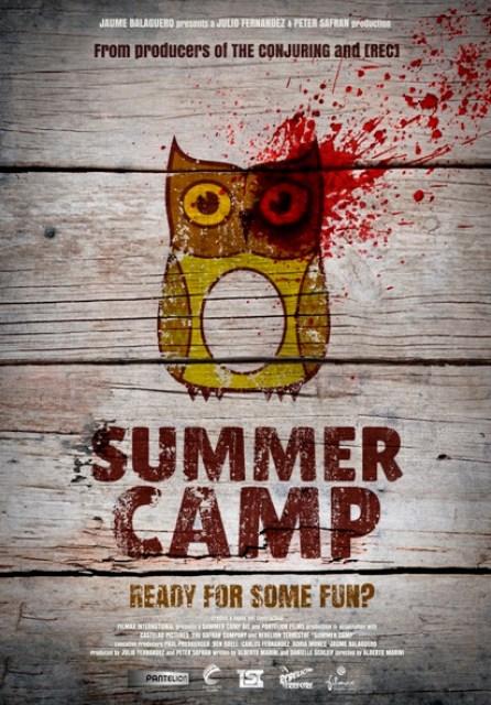 Jaume Balagueró apadrina la nueva película de terror 'Summer Camp'
