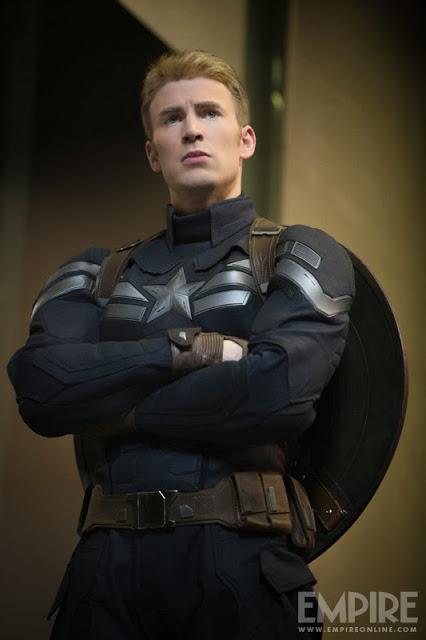 Nuevas imágenes de 'Capitán América: El soldado de invierno'