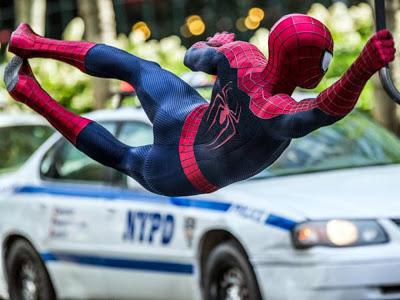 Cinco nuevas imágenes y sinópsis oficial de 'The amazing Spider-Man 2'