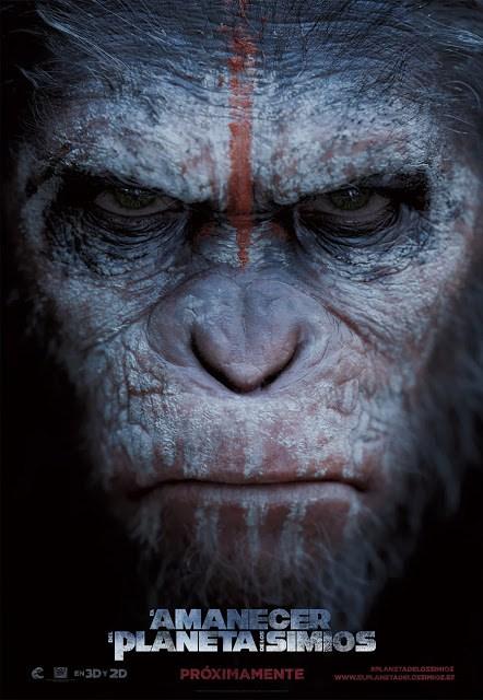 Título, pósters y fecha del traíler de la secuela de 'El origen del planeta de los simios'
