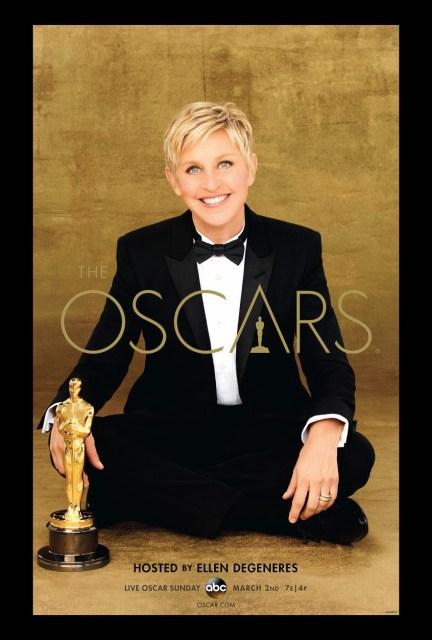 Preparado el cartel para la 86 edición de los Oscars