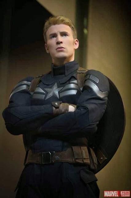 Remesa de imágenes de 'Capitán América: El Soldado de Invierno'