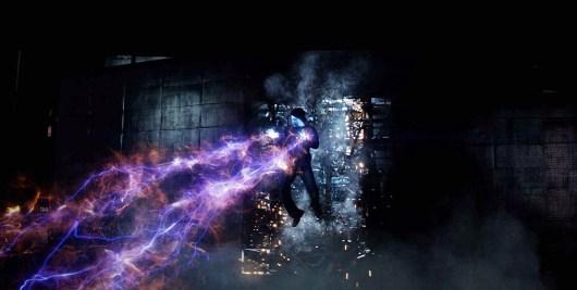 Nueva foto de Jamie Foxx como Electro en 'The Amazing Spider-Man 2: El poder de Electro'