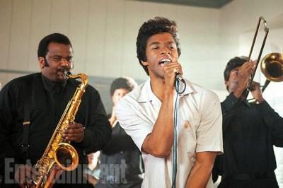 Primera imagen de Chadwick Boseman como James Brown