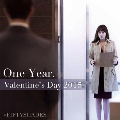 Nueva foto promocional de 'Cincuenta sombras de Grey'