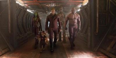 Hoy verá la luz el tráiler de 'Guardians of the galaxy', y os mostramos 3 nuevas imágenes